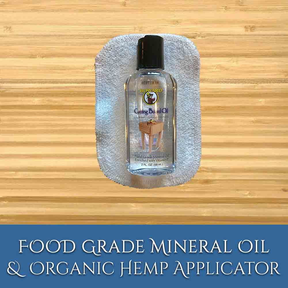 Mineral Oil and Applicator
